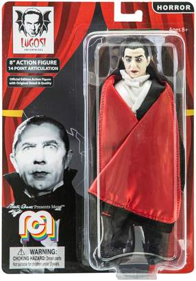 Mego Horror 8 Dracula with Red Cape Action Figure