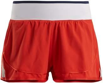 adidas by Stella McCartney Side-stripe performance shorts