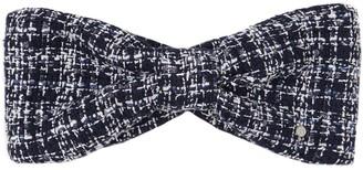 Maison Michel Sybille Tweed Headband