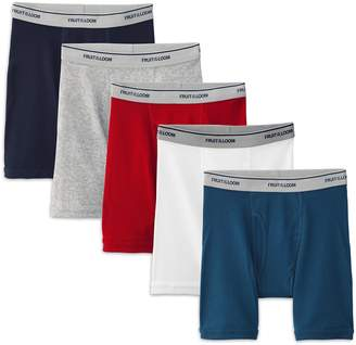 Fruit of the Loom Big Girl's 9-Pack Low Rise Briefs