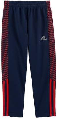 adidas Boys 4-7x Helix Vibe Striker 17 Zip Ankle Pants