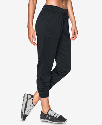 Under Armour Storm Lightweight Cropped Joggers $54.99 thestylecure.com