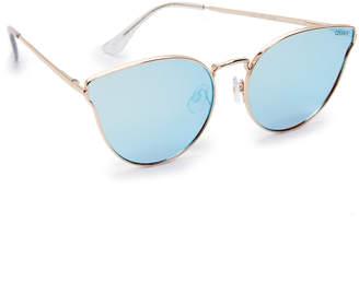 Quay All My Love Sunglasses $60 thestylecure.com