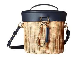 Zac Posen Belay Top-Handle Canteen Bag