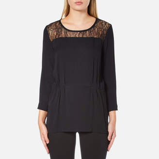 Selected Women's Mussa Lace Top