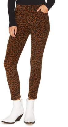 Sanctuary Leopard Affair Corduroy Pants