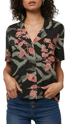 O'Neill Blomfield Floral Shirt