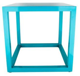 Jonathan Adler Lacquered Accent Table