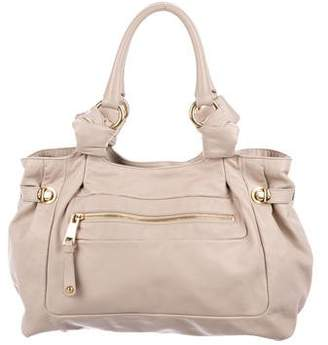 Marc Jacobs Knotted Leather Satchel