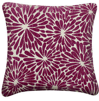 MILANO COLLECTION Blossom Square Decorative Throw Cushion