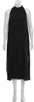 Hatch Printed Maxi Dress