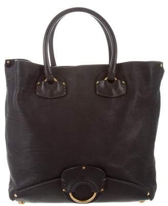 Ghurka Leather Ravi Tote