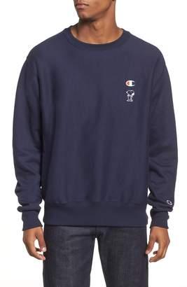 Champion Snoopy Unisex Sweatshirt