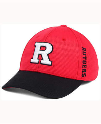 Top of the World Rutgers Scarlet Knights Booster 2Tone Flex Cap