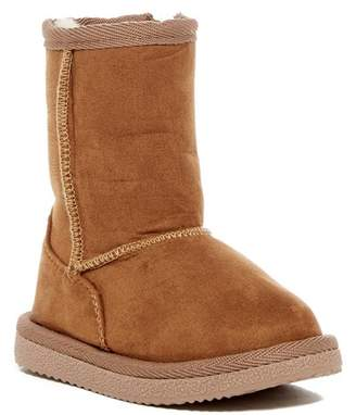 Harper Canyon Lil Elsie Fab Faux Fur Boot (Toddler & Little Kid)