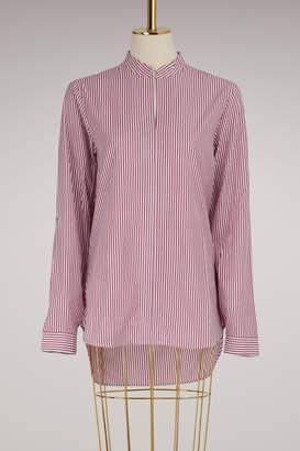 Marie Marot Cotton stripped Mary shirt