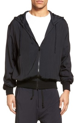 Men's Vince Hooded Jacket $325 thestylecure.com