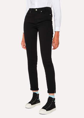 Paul Smith Women's Black Skinny-Fit Jeans