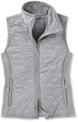L.L. Bean L.L.Bean Fleece-Lined Fitness Vest