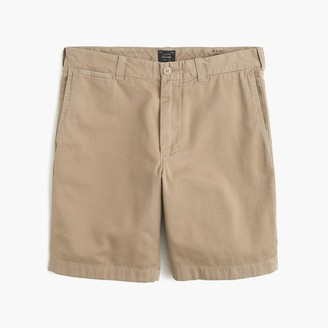 "J.Crew 9"" Short In Garment-Dyed Cotton"