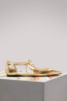 79a8d9ecf0b8 Free Delivery at 24 Sèvres · Jimmy Choo Vanessa ballet pumps