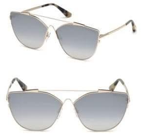 Tom Ford Jaqueline Cat Eye Sunglasses