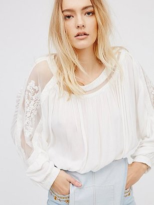 Free People Light Up The Sky Dolman Top $128 thestylecure.com