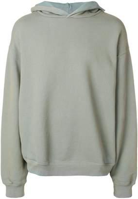 Yeezy oversized hoodie