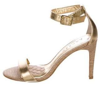 Lauren Ralph Lauren Samantha Metallic Sandals