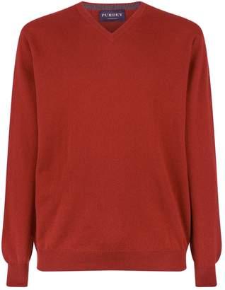 Purdey Cashmere Sweater