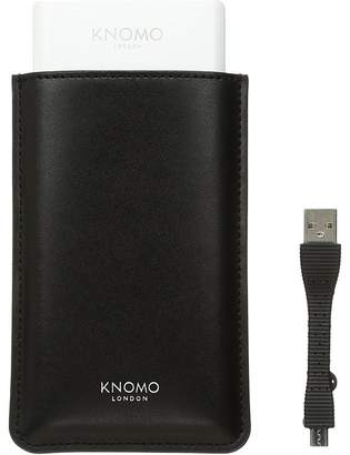 Knomo London Portable Battery 10,000 mAh Wallet