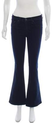 Rag & Bone Elephant Bell Mid-Rise Jeans
