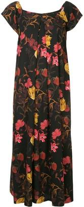 Mother of Pearl Rachel floral-print dress