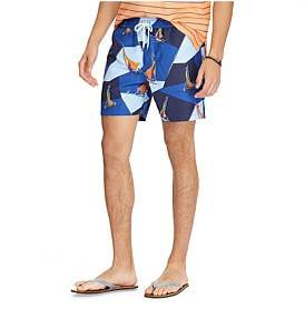 Polo Ralph Lauren Men'S Traverler Swim Trunk