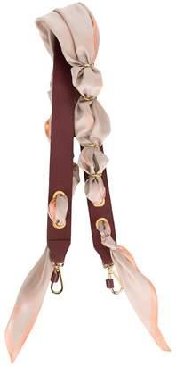 Chloé scarf bag strap