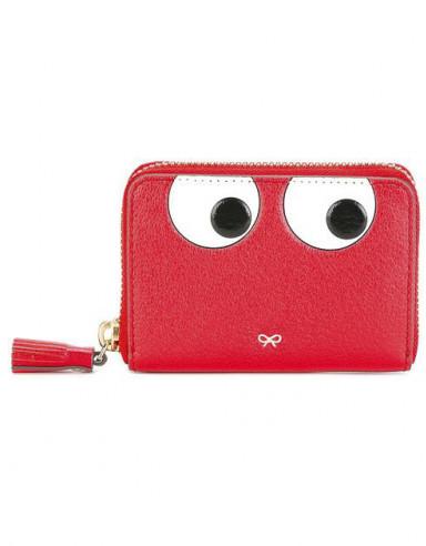 Anya HindmarchAnya Hindmarch zip around 'Eyes' wallet