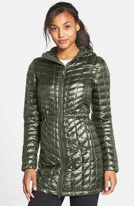 Women's The North Face Thermoball(TM) Primaloft Hooded Parka $230 thestylecure.com