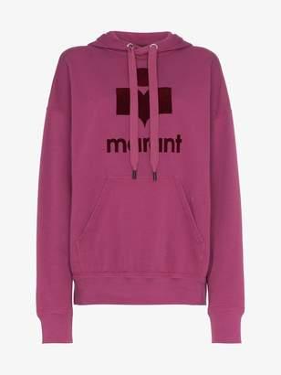 Etoile Isabel Marant logo mansel hoodie
