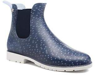 Méduse Women's Jumping Rounded toe Ankle Boots in Blue