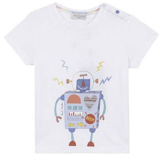 Paul Smith Nathalan Robot Shirt