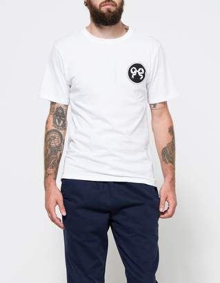 Soulland Ribbon T-Shirt in White