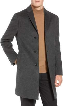 John W. Nordstrom R) Mason Wool & Cashmere Overcoat