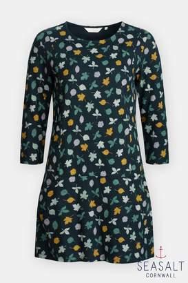 Next Womens Seasalt Leaf Collection Raven Calmwater Tunic