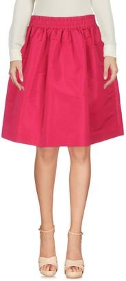 RED Valentino Knee length skirts - Item 35356974XS