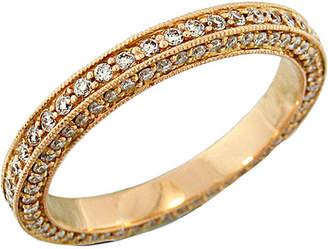 Ila Henri 18K Rose Gold 0.73 Ct. Tw. Diamond Eternity Ring
