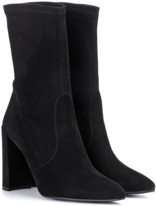 b76cfe44c Stuart Weitzman Suede Boots - ShopStyle UK