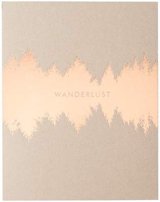 Fringe Grayboard Journal - Wanderlust