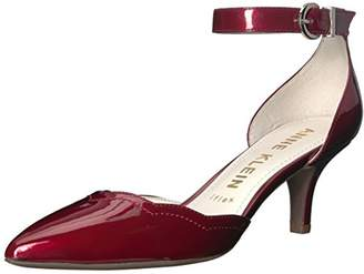 Anne Klein Women's Findaway Ankle Strap Pump