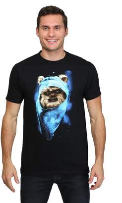 Hybrid Star Wars Ewok Spaced Out Men's T-Shirt - L