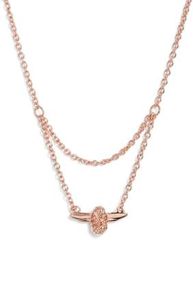 Olivia Burton Queen Bee Pendant Necklace